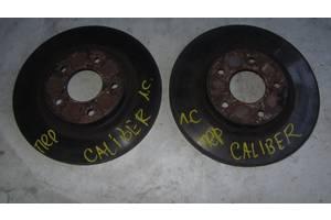 б/у Тормозные диски Mitsubishi Outlander XL