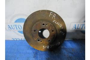 Диск тормозной передний HYUNDAI ELANTRA MD 10-15