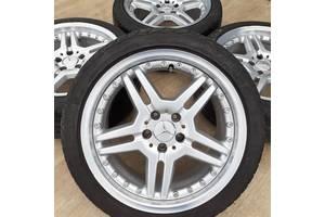 Диски Mercedes R18 5x112 W211 W212 W210 W221 W124 ML GLC SLK CLS Vito
