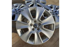 Диски НОВІ VW Skoda R16 5x100 Rapid Octavia Tour Golf Polo Seat Toyota