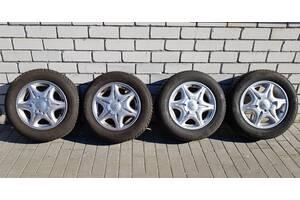 Диски Renault R15 4x100 6Jx15H2 ET50