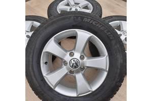 Диски + шини VW R17 5x130 Touareg Volkswagen Porsche Таурег Cayenne