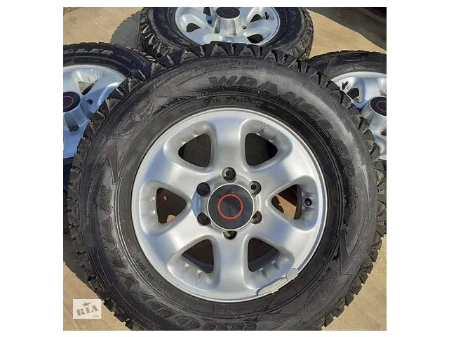 продам Диски R16 6x139.7 7j et38 Opel Frontera Nissan Pathfinder Terrano 2 Hummer H3 Great Wall Haval H5 Mitsubishi L200 Pajero бу в Львове