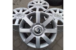 Диски Volkswagen Orig. R17 5x112 Golf Sharan Caddy VW Jetta Skoda A5