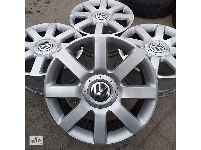 бу Диски Volkswagen Orig. R17 5x112 Golf Sharan Caddy VW Jetta Skoda A5 в Львове