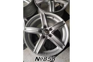 Диски Volkswagen R17 5x120 7,5J ET34 Brock Germany T5 / T6 BMW Opel