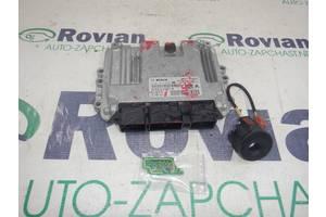 ЭБУ (1,6 HDI 16V) Peugeot PARTNER 2 2008-2012 (Пежо Партнер), БУ-125845