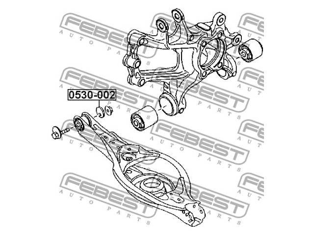 Эксцентрик MAZDA CX-5 (KE, GH) / MAZDA MX-5 III (NC) / MAZDA 6 Hatchback (GH) 2005-2017 г.- объявление о продаже  в Одессе