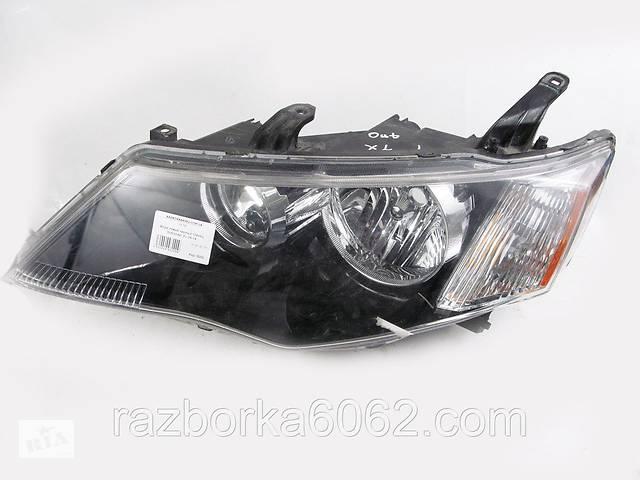 продам Фара левая черный глянец Mitsubishi Outlander (CW) XL 06-14 (Мицубиси Оутлендер ХЛ)  8301A159 бу в Києві