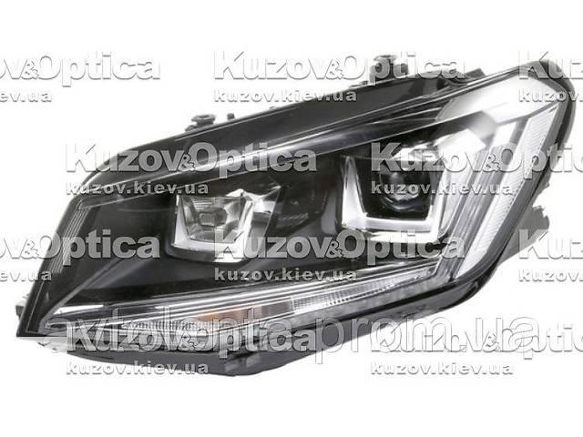 продам Фара основная пра, электрическая, bi-xenon, тип ламп D3S, с LED лампами дневного света для VW Caddy 15- бу в Киеве
