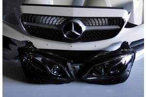 Фара правая левая б/у Mercedes E C238 2017-