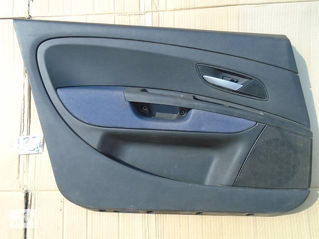 передняя дверь на фиат пунто