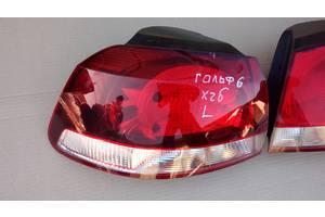 б/в ліхтарі задні Volkswagen Golf VI