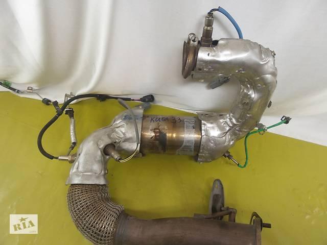 купить бу Ford Kuga MK2 2.0 TDCI катализатор в сборе лямбда зонды в Чернігові