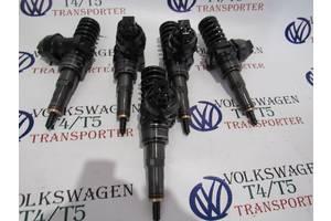 Форсунка впрыска топливаI VW Volkswagen Transporter t5 Фольксваген Т5 2003-2010 07Z130073F
