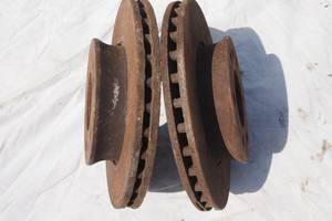Тормозной диск для Volkswagen Crafter 2008рв на фолькваген крафтер и спринтер 319 оригинал толщина 24мм гарантия