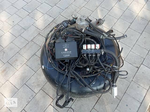Газова установка 4пок від опель омега- объявление о продаже  в Хотині