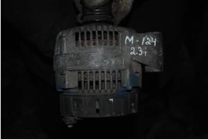 б/у Генераторы/щетки Mercedes 124