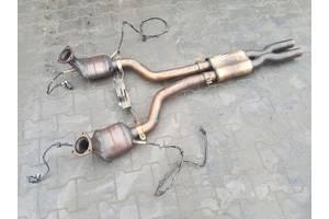 Глушитель б/у для Maserati GranTurismo 2012-