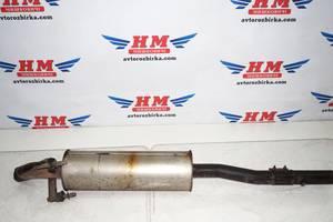 Глушитель Mercedes Sprinter W906 Мерседес Спринтер выхлопная труба