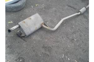б/у Глушители Toyota Avensis