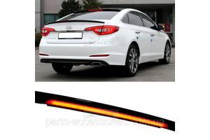 Новые Спойлеры Hyundai Sonata