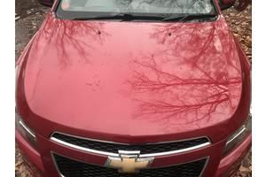 б/у Капоты Chevrolet Cruze