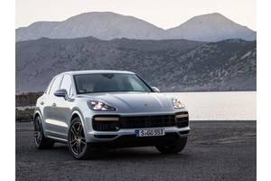 Новые Фары противотуманные Porsche Cayenne Turbo
