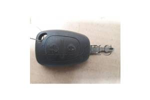 Ключ С Корпусом (Б / У) Nissan Primastar 2001-2006 1,9 dci