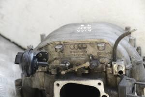 Коллектор впускной AAH 2.8 L 078133205B, 078133205D, 078133206E, 078133206H для Audi 100 C4