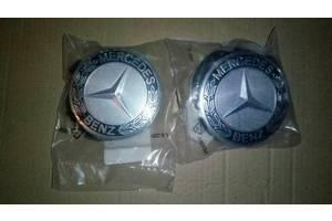 Новые Колпаки Mercedes