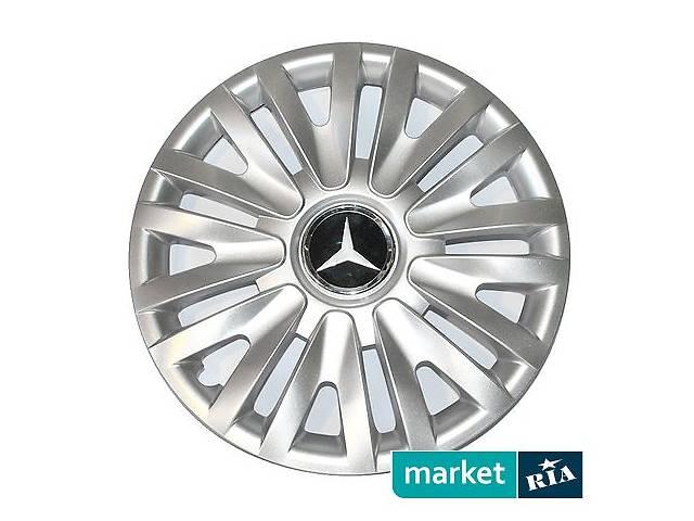 Колпаки для дисков R16 Mercedes, SKS (SJS)- объявление о продаже  в Вінниці