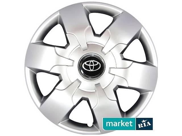 продам Колпаки для дисков R16 Toyota, SKS (SJS) бу в Виннице