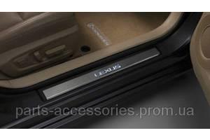 Новые Торпеды Lexus ES