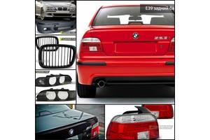 Пороги BMW 5 Series