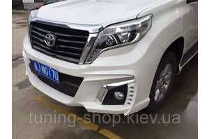 Пороги Toyota Land Cruiser Prado 150