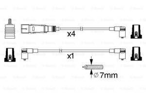 Комплект высоковольтных проводов VW VENTO (1H2) / SEAT INCA (6K9) 1991-2010 г.