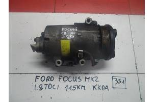 б/у Компрессоры кондиционера Ford Focus