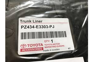 Новые Ковры багажника Toyota Corolla
