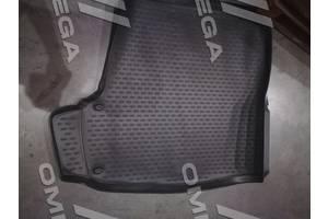 Коврик в багажник Skoda Octavia A5 2007-2014, полиуретан (Novline)