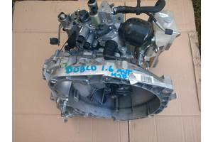 б/у КПП Fiat Doblo Cargo