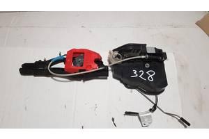 Кронштейн ручки передней левой двери, + замок двери BMW F30 F31 БМВ Ф30 Ф31  2012-2019 7321639, 7229461