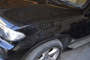 Крылья задние BMW X5