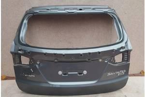 Крышка багажника б/у Hyundai Santa Fe 2012-