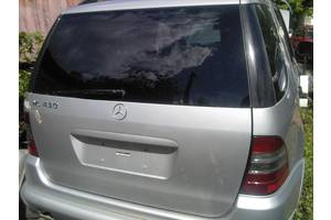 Крышки багажника Mercedes ML 430