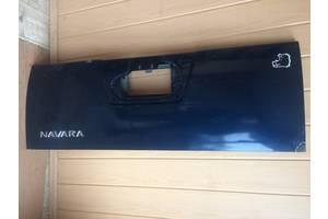 б/у Крышки багажника Nissan Navara