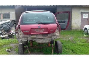 б/у Крышки багажника Renault Clio