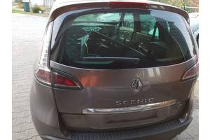 б/у Крышки багажника Renault Scenic