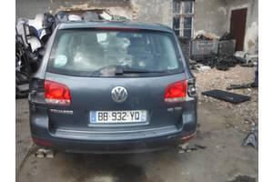 б/в кришки багажника Volkswagen Touareg