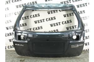 Б/У Крышка багажника темная Outback 2003 - 2009 60809AG0029P. Вперед за покупками!